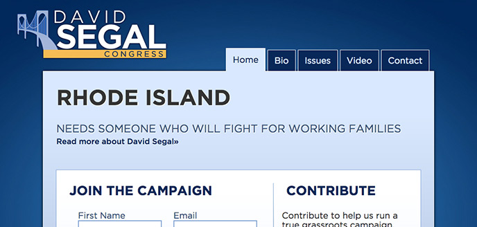 David Segal for Congress